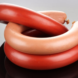 Plastic curved casings for sausages - Podanfol