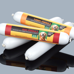 Casings for pet food